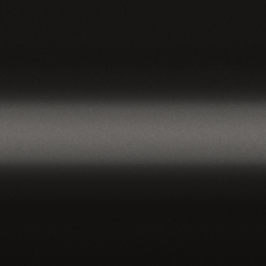 Interpon 610 - Black - Métallisée Texture fin MW377I