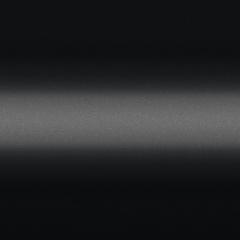 Interpon D2525 - Noir 2300 Sablé - Métallisée Texture fin YW383I